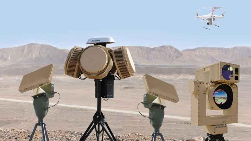 Sistema Drone Dome – C-UAS