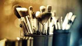 Las brochas que utilizamos para maquillarnos deben de estar siempre limpias