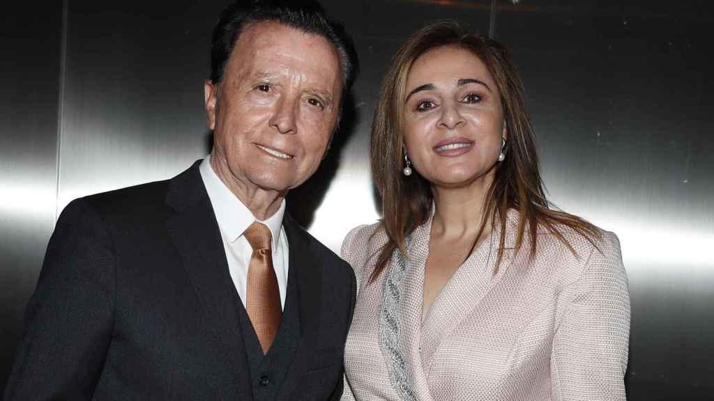 José Ortega Cano y su mujer Ana María Aldón en una imagen de archivo.