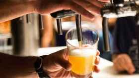 Bar, en una imagen de archivo.