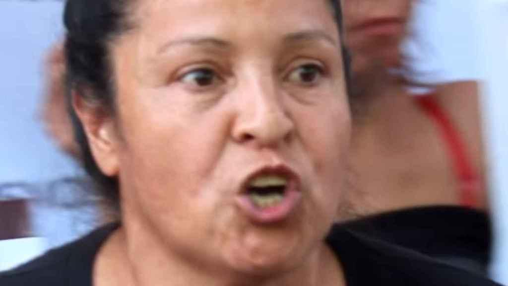 Yesenia Zamudio, madre de una joven asesinada en 2016.