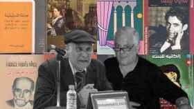 Mohamed ElKadi y Driss Jebrouni, los dos presuntos plagiadores denunciados.
