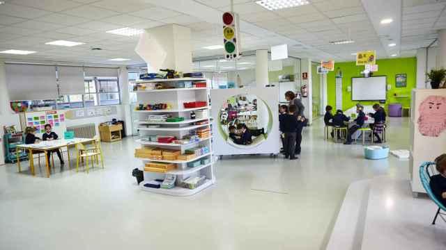 Colegio SEK-Ciudalcampo (Madrid)
