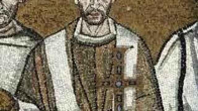 San Maximiano de Ravena.