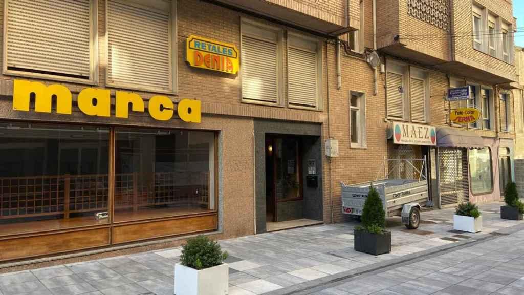 Más locales comerciales cerrados en Torrelavega