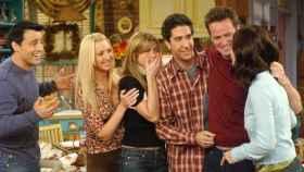 Los actores de 'Friends'