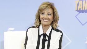 María Teresa Campos en una imagen promocional de Mediaset.