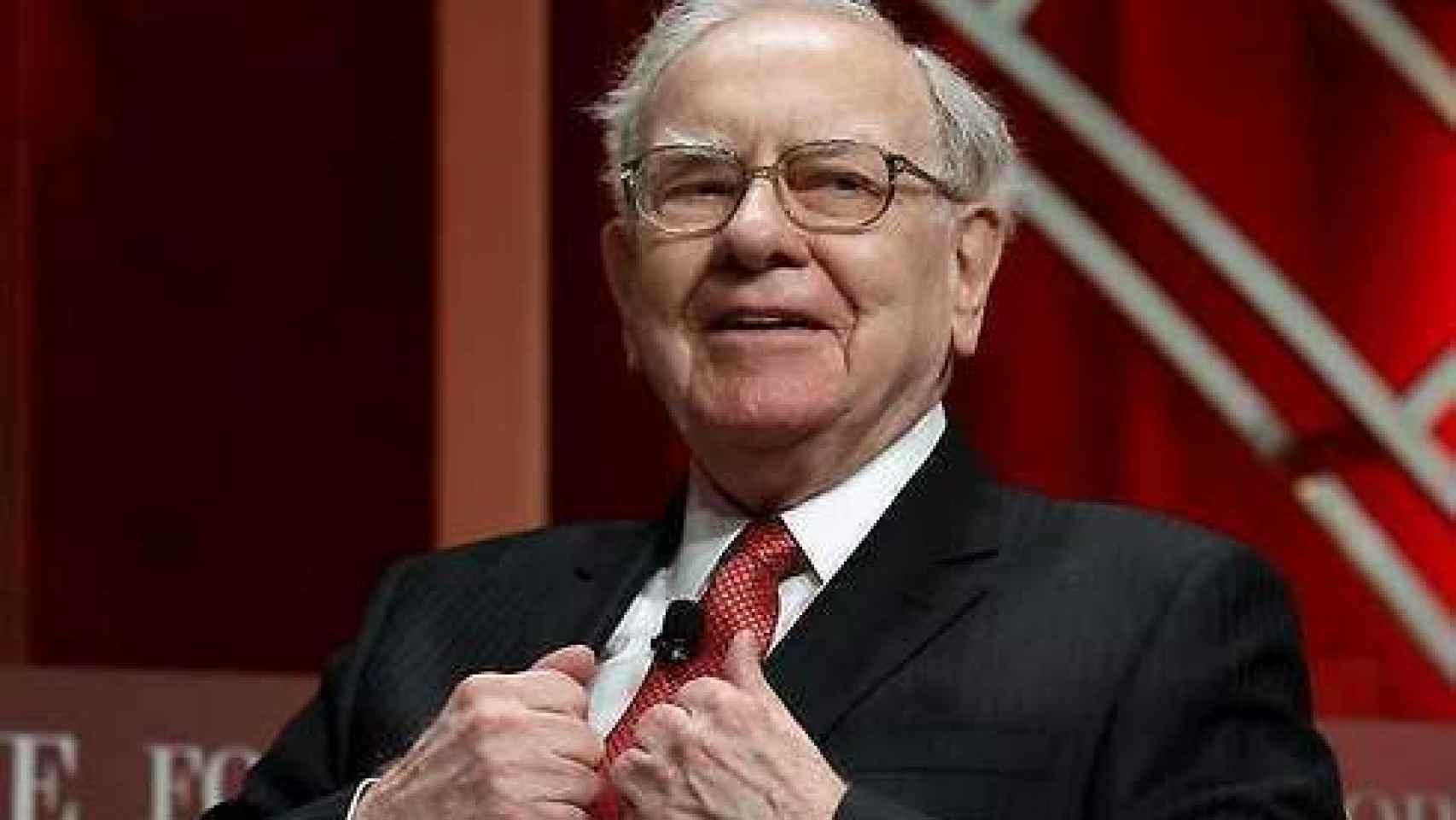 Warren Buffet en una imagen de archivo.