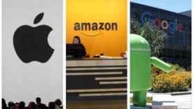 Imagen de archivo de empresas superiores al billón de dólares.