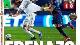 La portada del diario MARCA (23/02/2020)