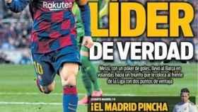 La portada del diario Sport (23/02/2020)