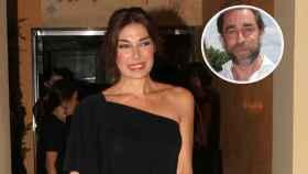 Raquel Revuelta junto a su exmarido en montaje de JALEOS.