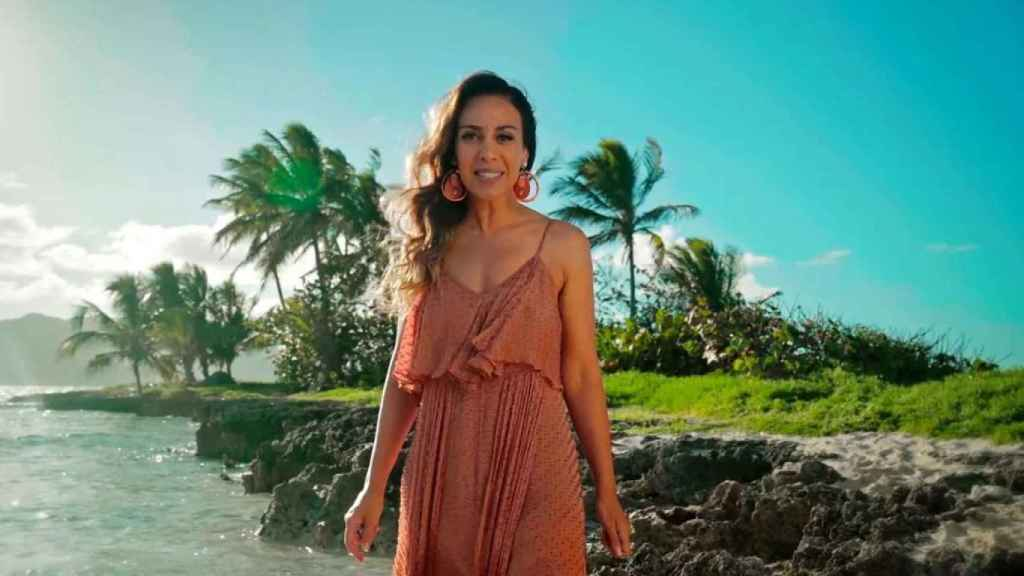 Mónica Naranjo en una imagen promocional de 'La isla de las tentaciones'.