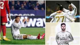 Las soluciones del Real Madrid sin Hazard