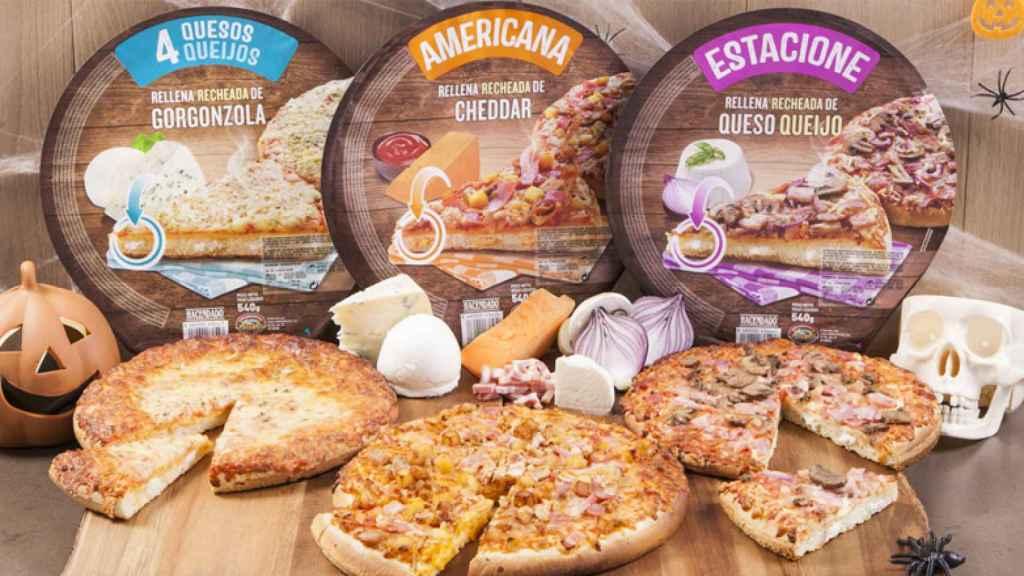 Las pizzas de Mercadona son fabricadas por Casa Tarradellas.