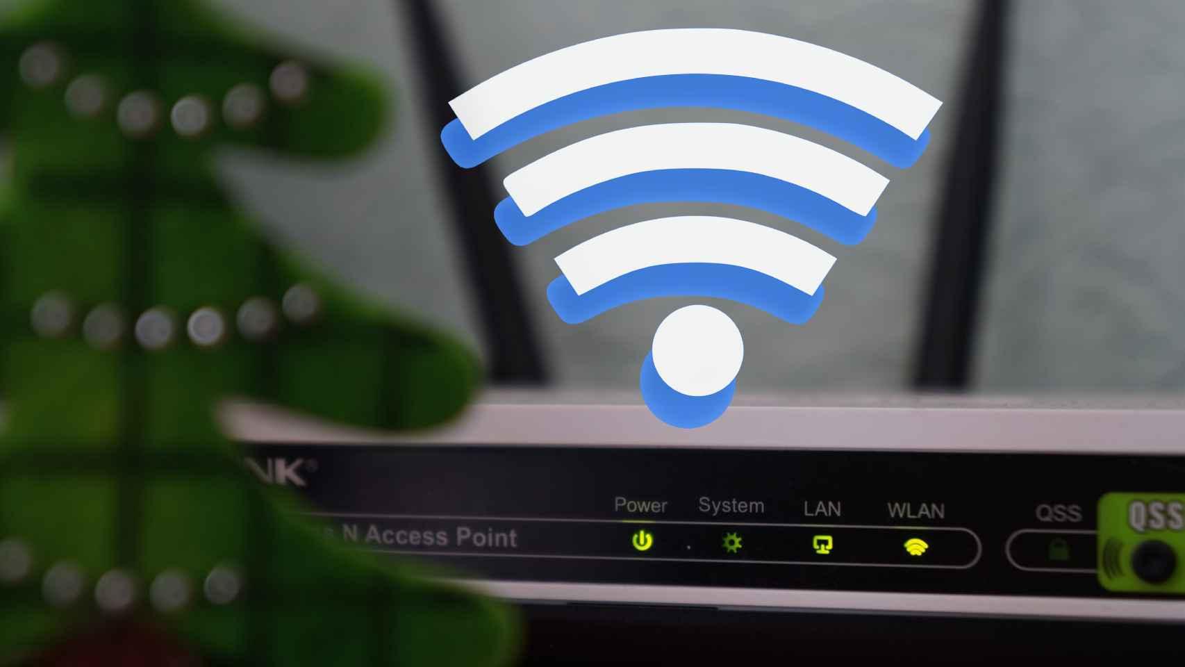 Cómo configurar el WiFi para que no te gorroneen la señal.