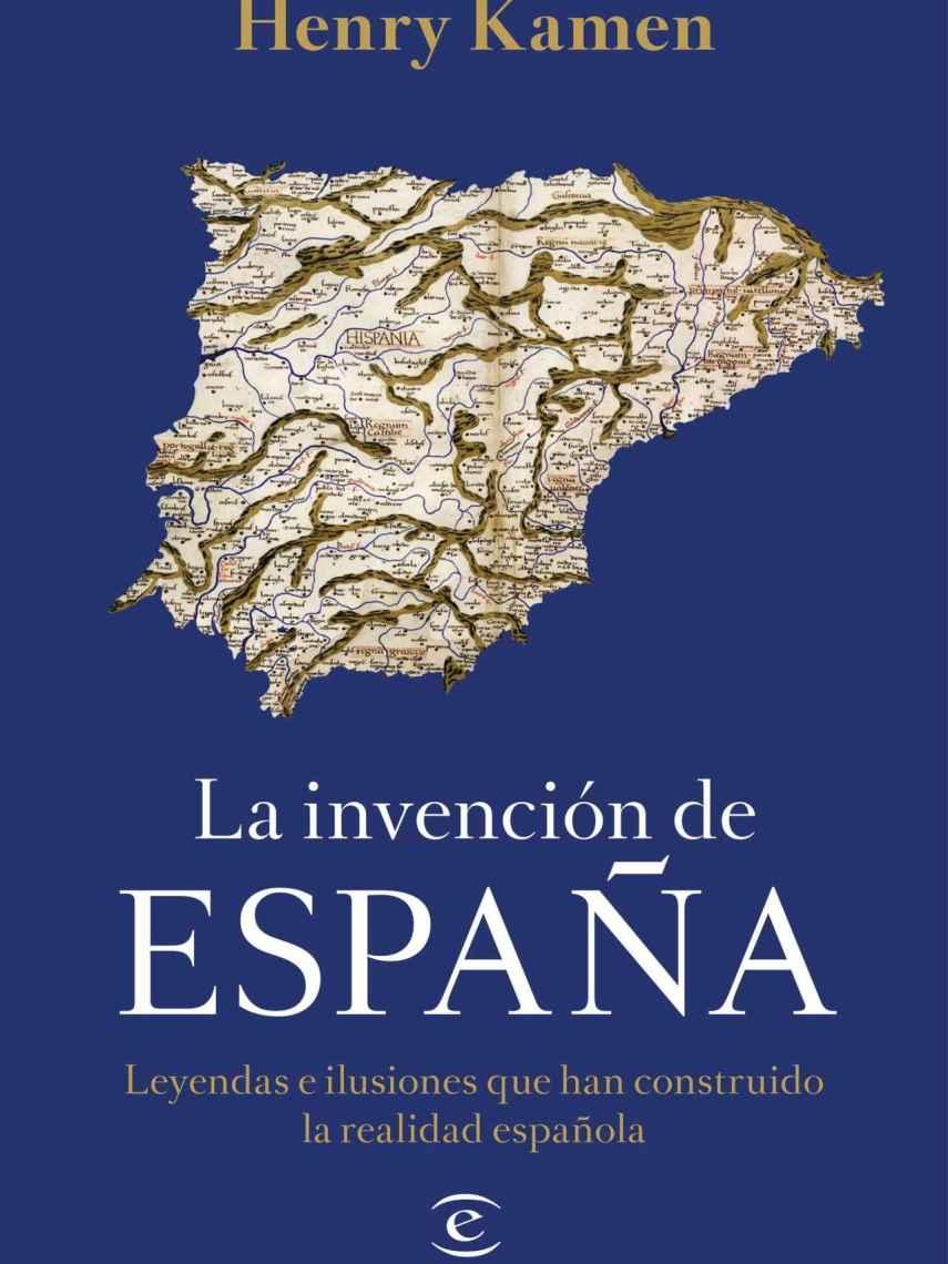 Portada de 'La invención de España'.