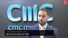 José Manuel Bermúdez, ejecutivo de ventas de CMC Markets