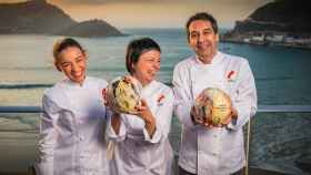 Culler de Pau y Les Cols, nuevos restaurantes con tres soles Repsol