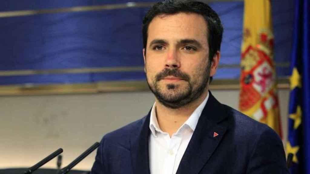 El ministro de Consumo, Alberto Garzón, en una imagen de archivo.