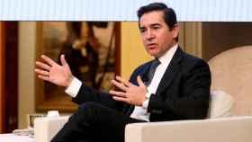 Carlos Torres, presidente del BBVA