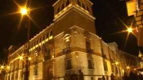 Palacio de los Guzmanes.