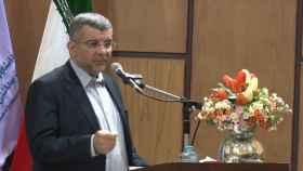 El viceministro de Salud iraní, Iraj Harirchi.