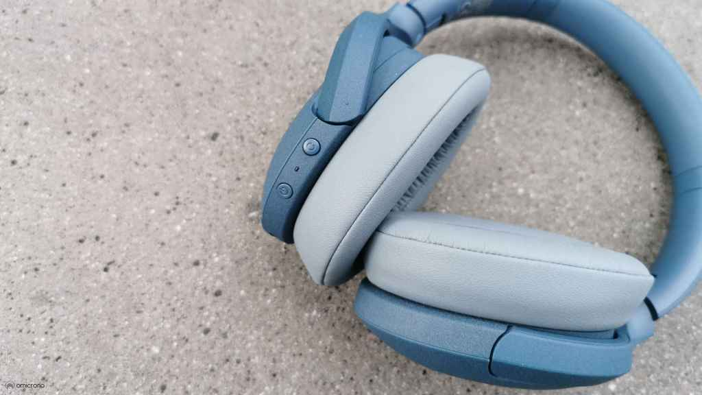 Auriculares Sony WH-H910N.