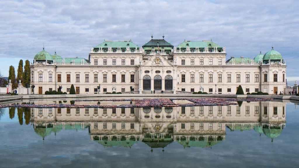Palacio Belvedere.