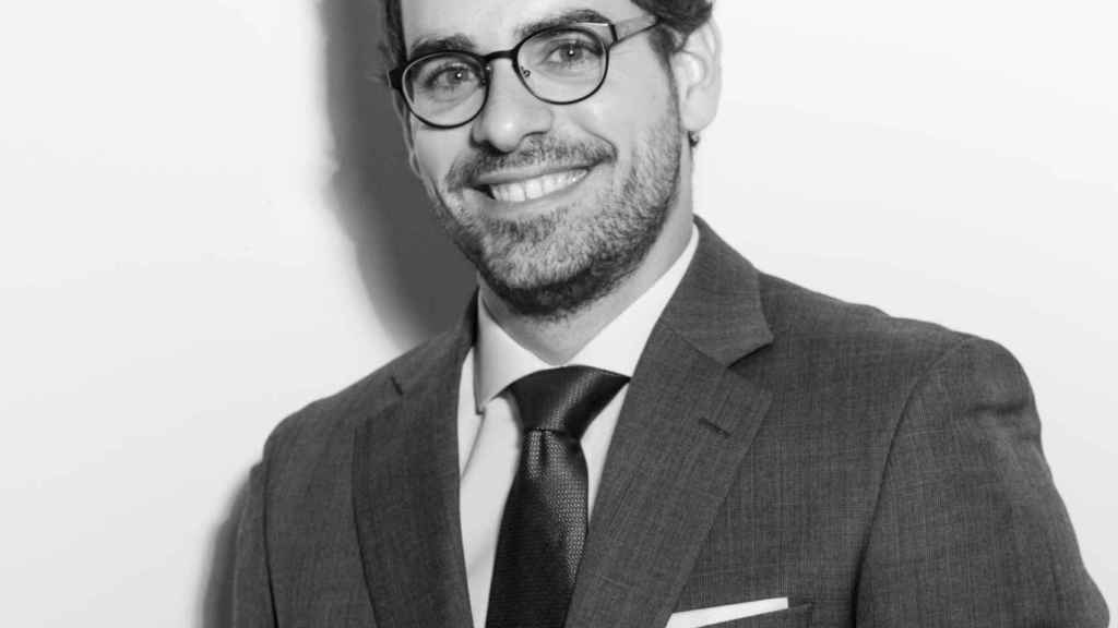 Álvaro J. Escudero estudió abogado y, tras terminar la carrera, se hizo autónomo. La situación era muy mala, reconoce.