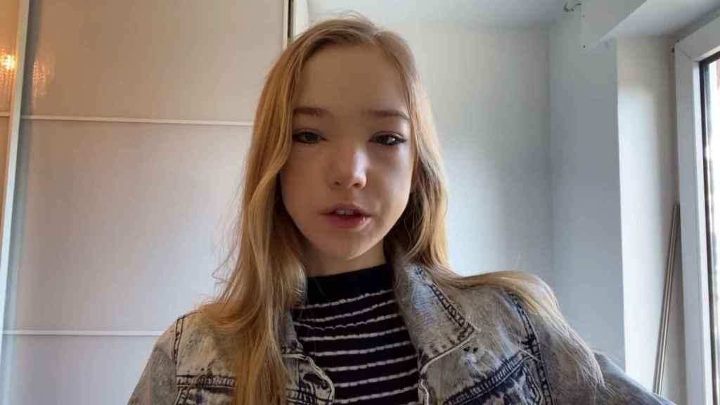 La youtuber Naomi Seibt.
