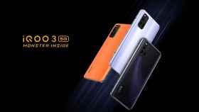 Nuevo IQOO 3: El móvil gaming con Snapdragon 865, 5G y carga rápida de 55 W