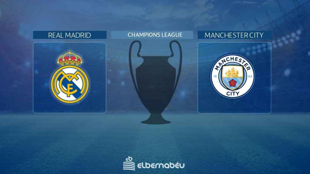 Real Madrid - Manchester City