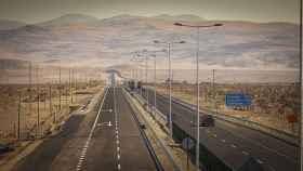 Rutas del Algarrobo, en Chile.