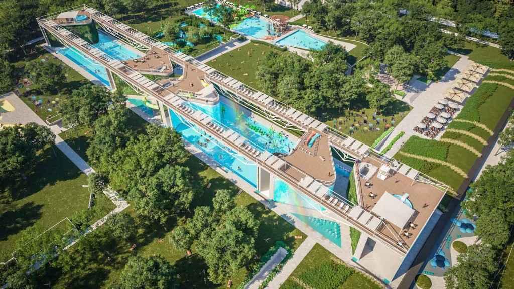 Un proyecto de Fluidra en Debrecen, Hungría.