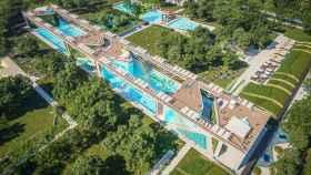 Proyecto de Fluidra en Debrecen (Hungría) de 22 piscinas.