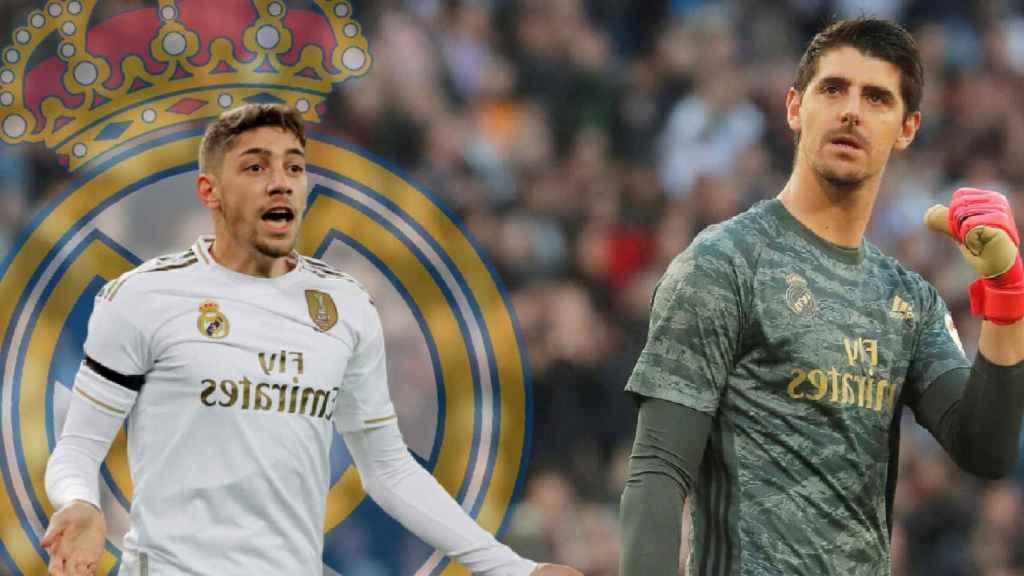 De Courtois a Fede Valverde: los líderes silenciosos del Madrid que buscan triunfar en Europa