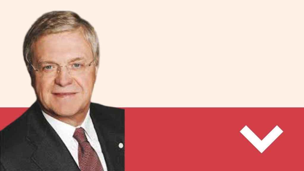 Werner Wenning, expresidente de Bayer.