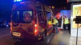 Un hombre disparan a una mujer en la cabeza en pleno centro de Madrid
