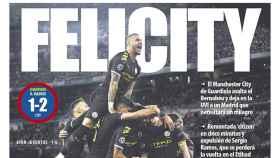 La portada del diario Mundo Deportivo (27/02/2020)