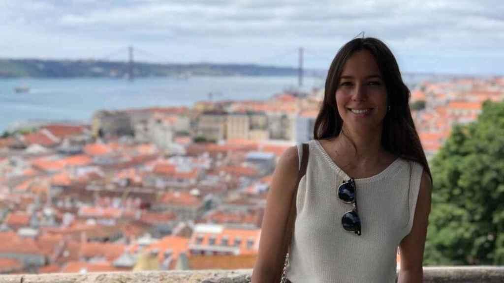 La médico Ana Saavedra, afectada por el error del Ministerio con los expedientes académicos.