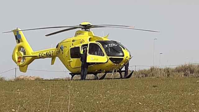 Zamora helicoptero sacyl 112 (3)