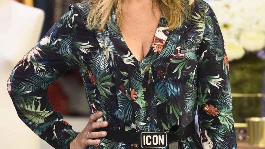 Carlota Corredera ha sufrido en su piel las consecuencias del estrés en televisión.