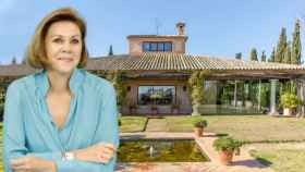 María Dolores de Cospedal vuelve a poner a la venta su casoplón de Toledo (y rebajado)
