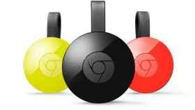 Chromecast 2 en una oferta bestial: convierte tu televisión en Smart TV por menos de 20 euros