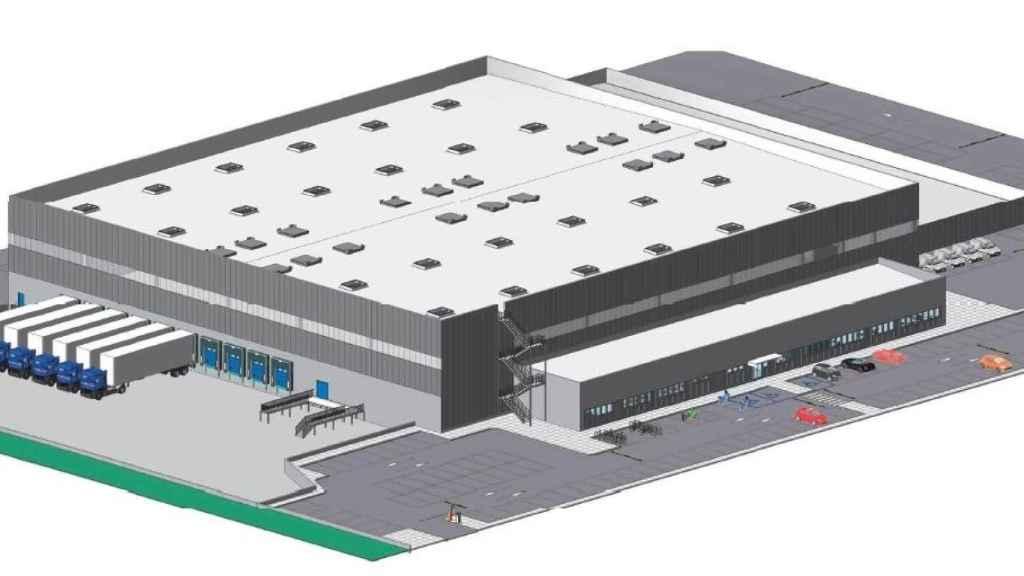 Amazon impulsa su red logística en España con su primera estación en Murcia.