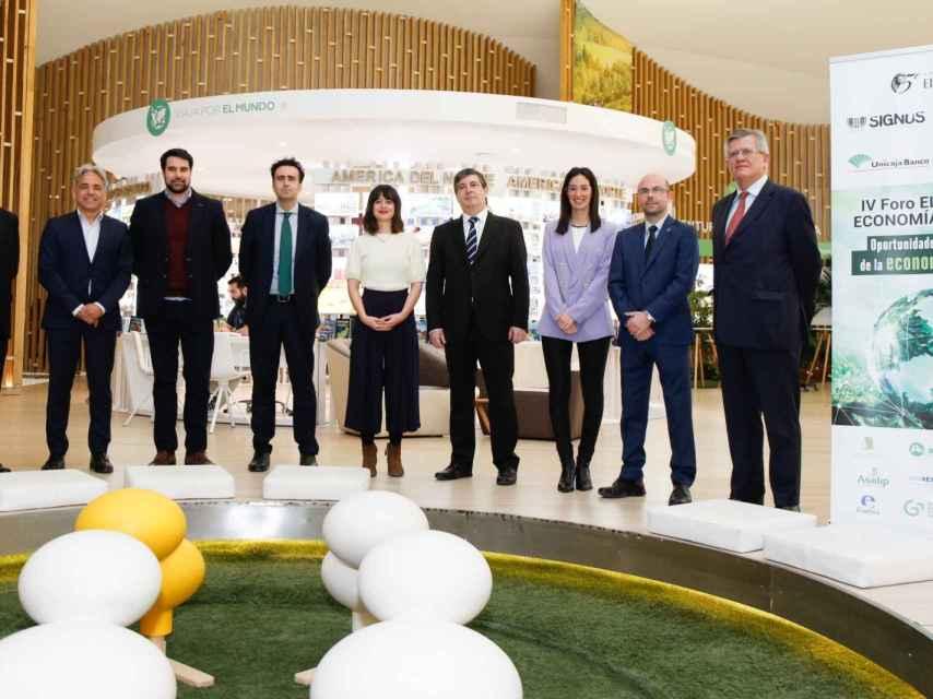 IV Foro EL ESPAÑOL Economía Circular. Mesa I debate