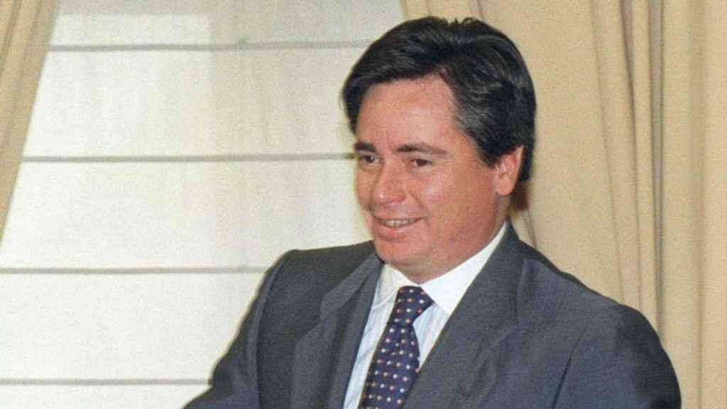 José María Aristrain, en una foto de archivo./