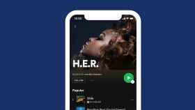 Nuevo Spotify para iOS