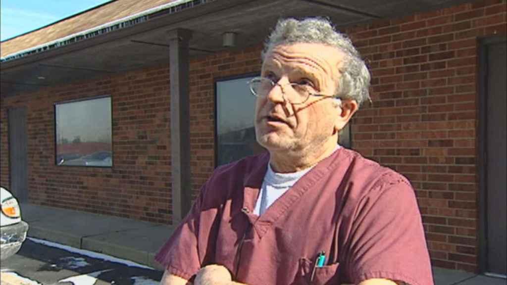 Ulrich Klopfer fue un doctor dedicado a la práctica de abortos en Indiana e Illinois.